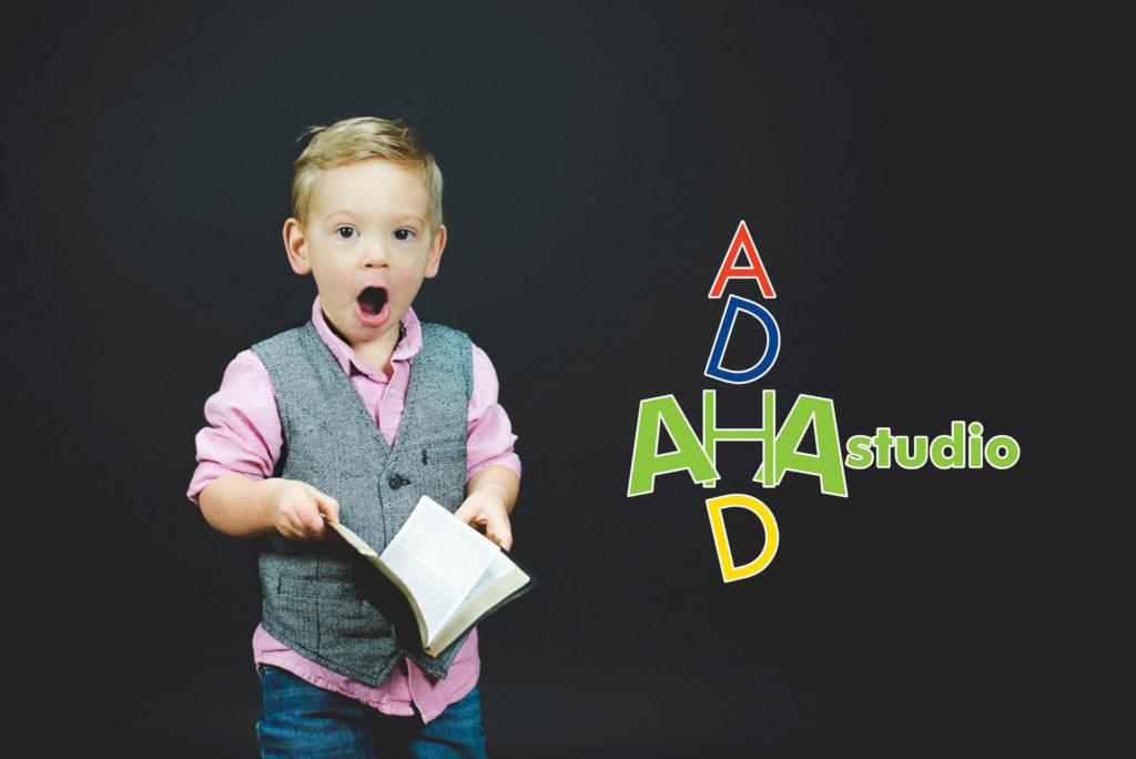 AHA studio pro děti s ADHD