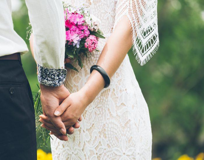 přípravy na manželství